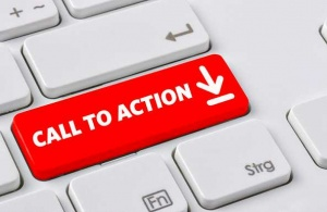 A clear call to action 300x195 - How to Structure a Sales Email