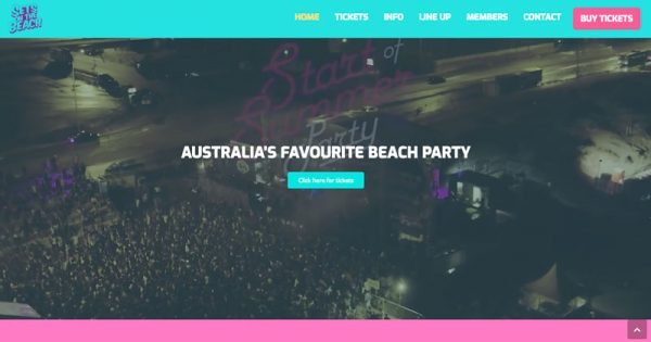 Australia-Favourite-Beach-Party